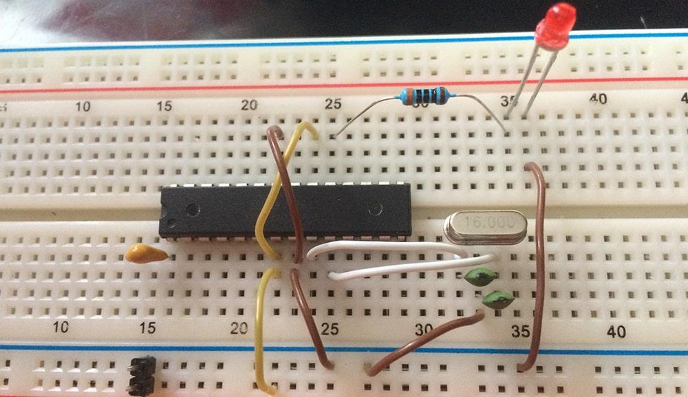Прошивка atmega328 с помощью usb-ttl конвертера ftdi232